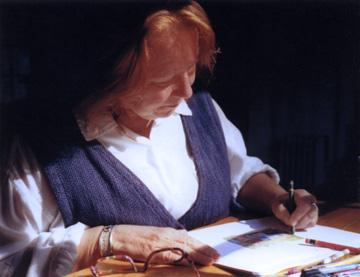 Nancy Ray Ricciardi Portrait