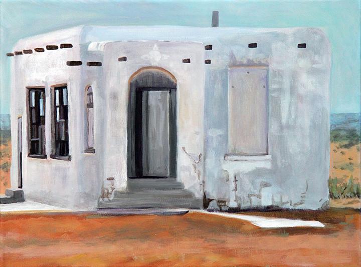 New Mexico - Adobe