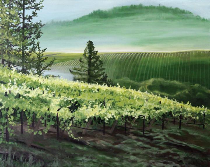 Sonoma County, Freestone Vineyards - Collaboration I