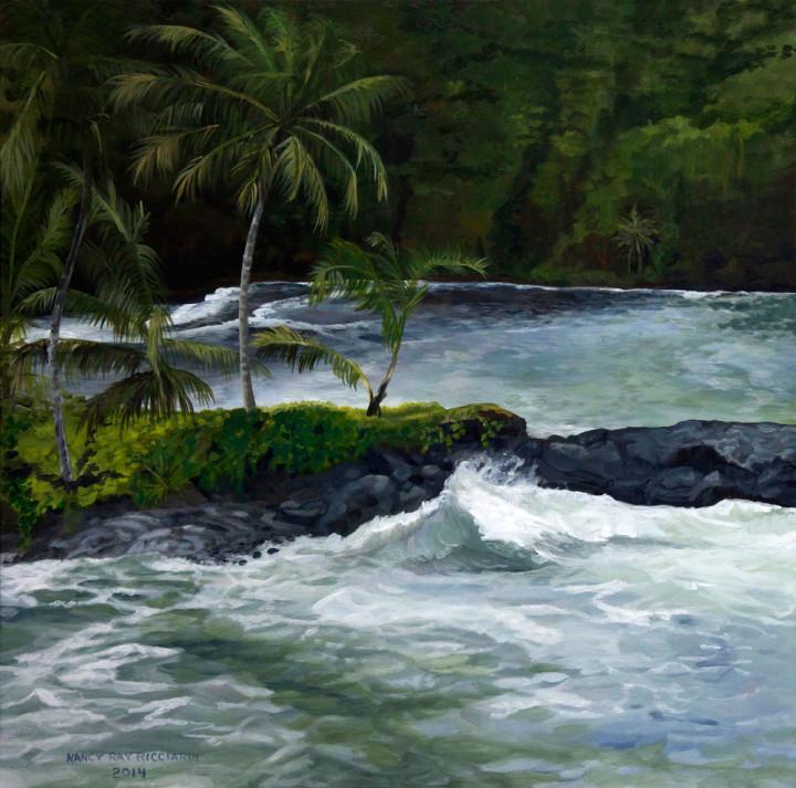 Hawaii - Onamea Bay